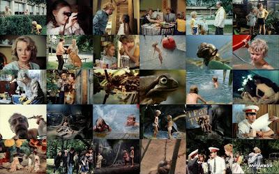 Необыкновенные приключения Карика и Вали / Karik and Valya's Remarkable Adventures. 1987.