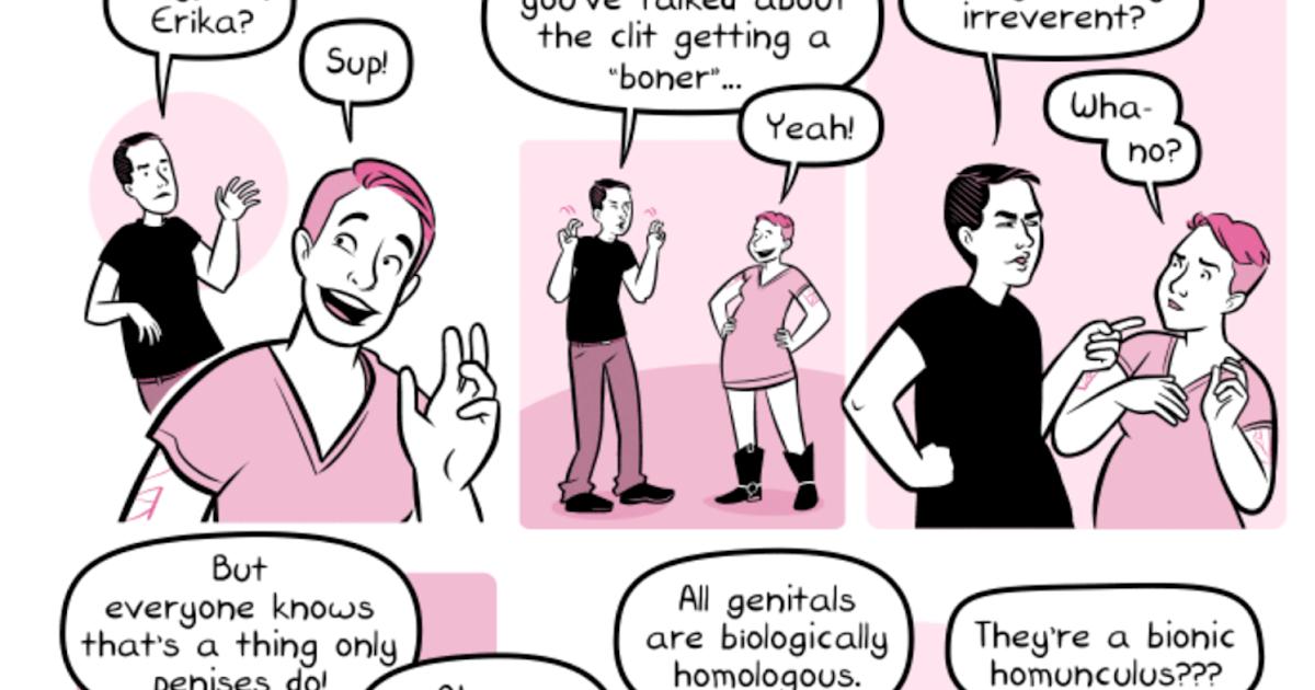 Homologous Sex Organs 74
