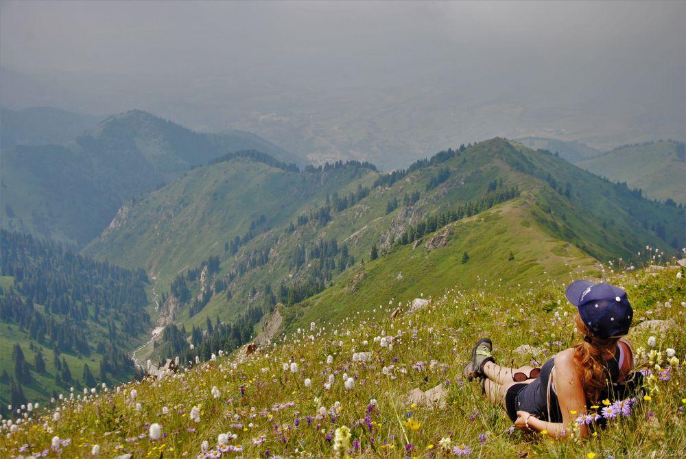 Południe Kazachstanu - 3 razy 3 wyjątkowe górskie miejscówki w południowym Kazachstanie..