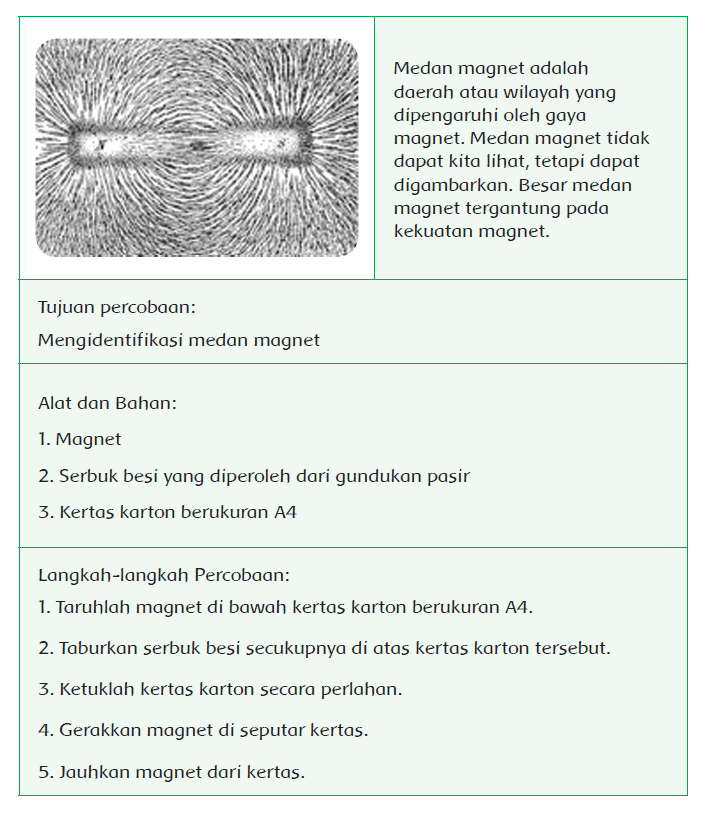 Kunci Jawaban Tematik Tema 5 Kelas 6 Halaman 124, 125 Kurikulum 2013