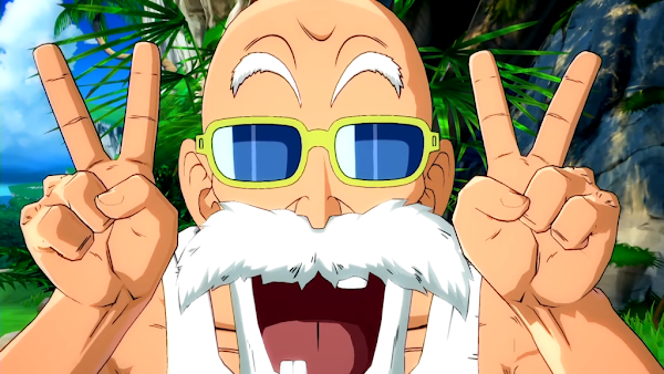 Mestre Kame Dragon Ball FighterZ