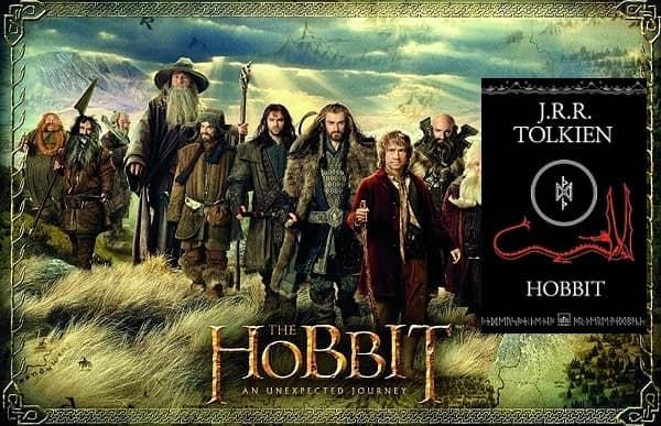 Kitap yorumu:  J. R. R. Tolkien - Hobbit