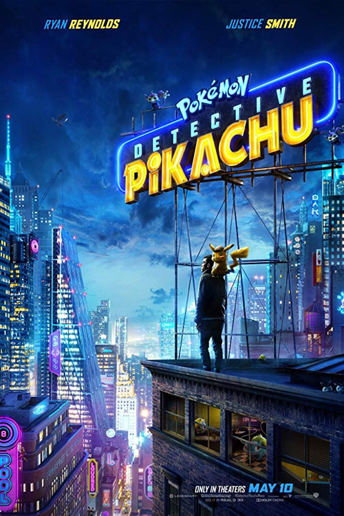 Download Film Pokemon Detective Pikachu (2019) Full Movie indonesia