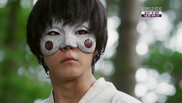 Madison : Mask korean drama episode 20