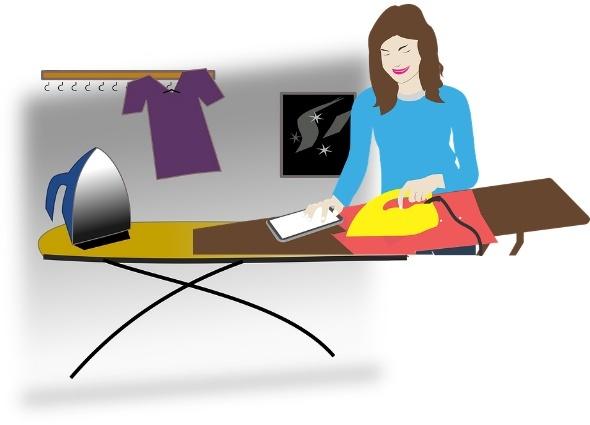 funda tabla planchar, labores, costura, cambiando fundas mesa plancha