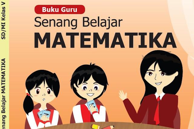 Buku Matematika Kelas 5 Kurikulum 2013 Revisi 2018 Baru