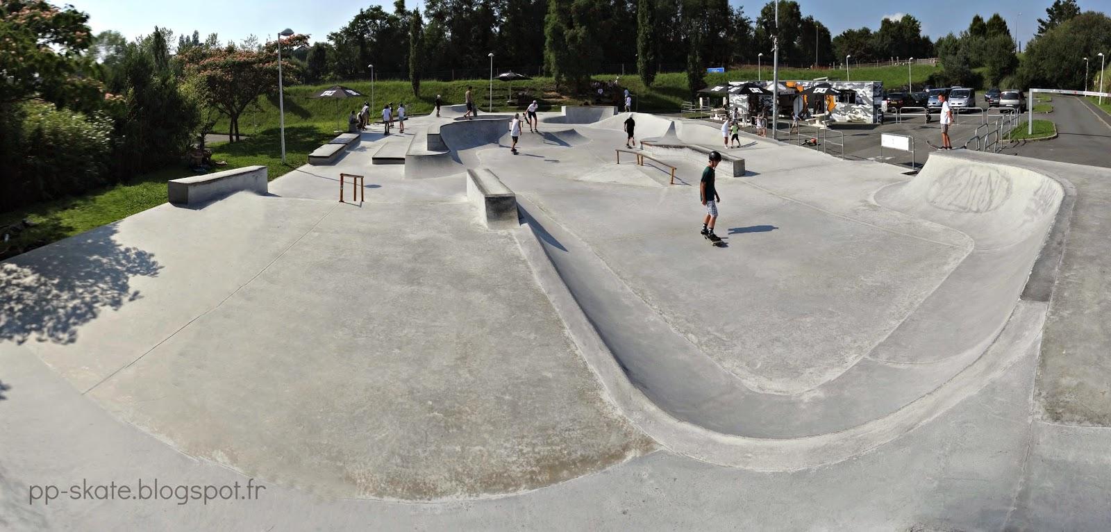 Skatepark Saint jean de Luz