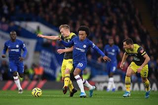 Chelsea 0-2 Southampton