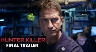 Final Trailer Hunter Killer Janjikan Beragam Aksi Seru