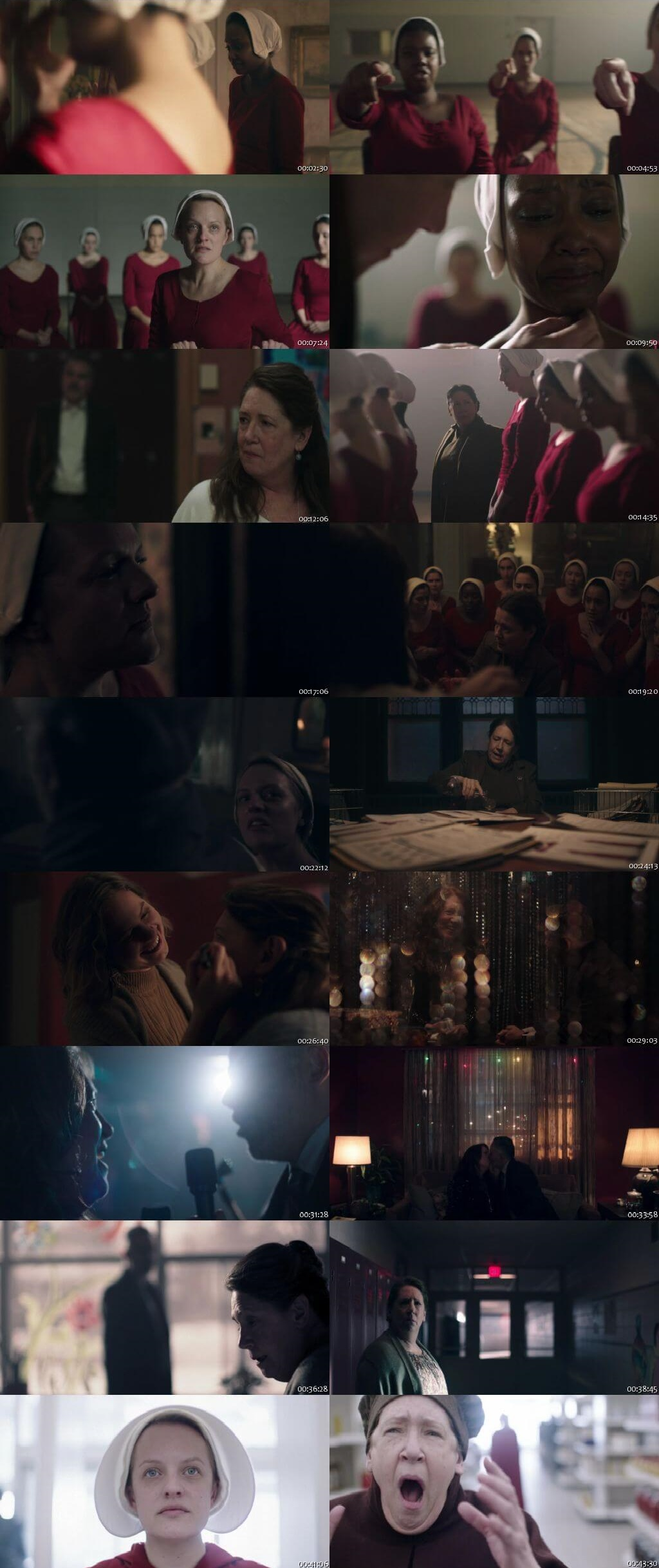 Screenshots Of English Show The Handmaids Tale Season 03 Episode 08 2019 WEB-DL 720P 300MB