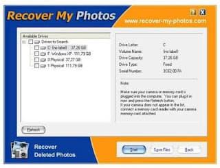 تحميل برنامج إسترجاع الصور المحذوفة telecharger recover my photos