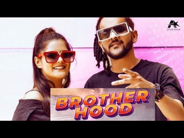 Brotherhood Lyrics - MD Desi Rockstar