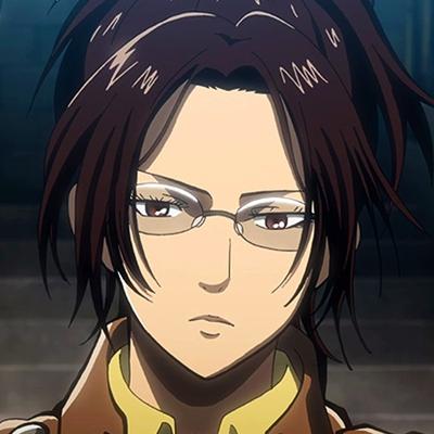 ฮันจิ โซเอ (Hanji Zoe) @ Attack on Titan ผ่าพิภพไททัน (Shingeki no Kyojin: 進撃の巨人)