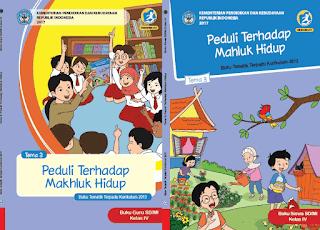 Kunci Jawaban Tematik Kelas 4 Tema 3 Peduli Terhadap Makhluk Hidup Kurikulum 2013 www.simplenews.me