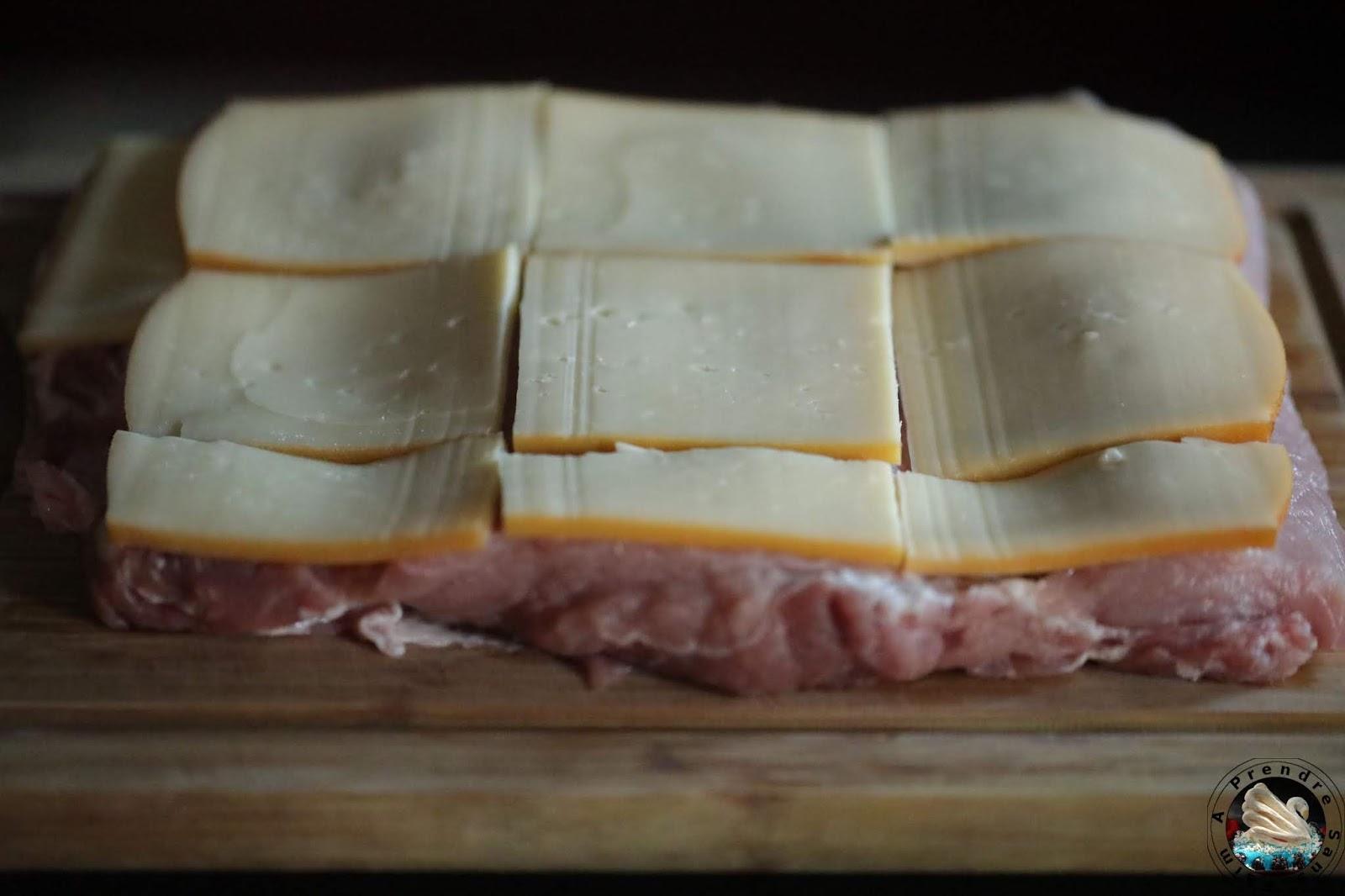 Rôti de porc Savoyard (pas à pas en photos)