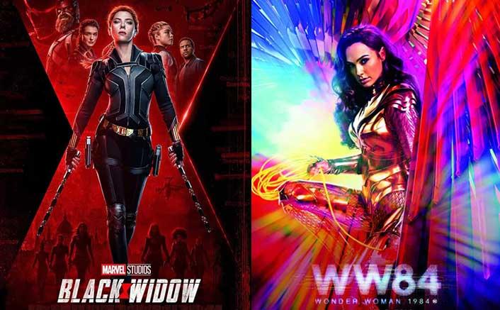 Wonder Woman 1984 and Black Widow