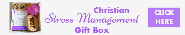 Christian Stress Management Gift Box