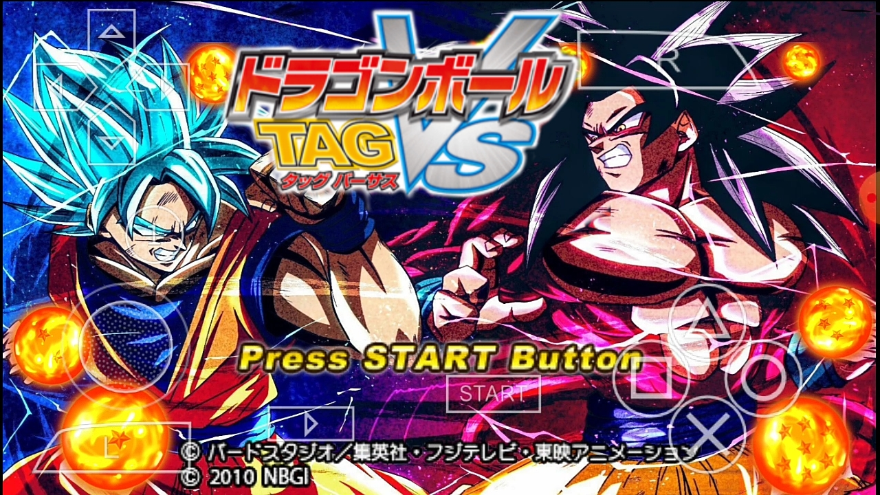 Dragon Ball Z Tag Vs Japan Mod