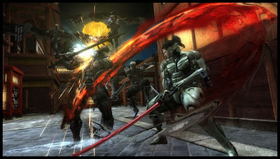 Metal Gear Rising Revengeance Free Download For PC