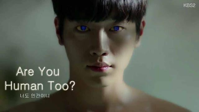 Drama Korea Are You Human Too?