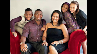 Ryan Clark With Family