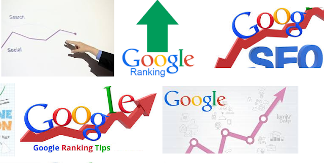 Improve SEO Ranking in Google