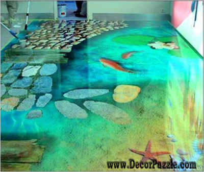 3d bathroom floor murals designs, natural self-leveling floors for bathroom flooring ideas