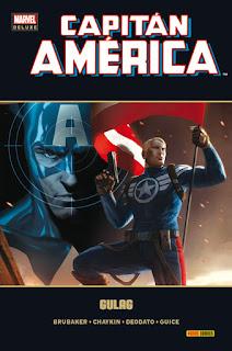 Capitán América #13 Gulag