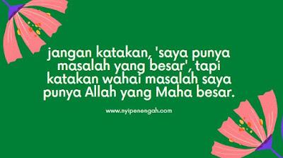 setiap masalah pasti ada jalan keluarnya menurut islam semua masalah ada solusinya doa menghadapi masalah berat semua masalah pasti ada jalan keluar apa maksud dari kalimat tersebut? al quran solusi segala masalah