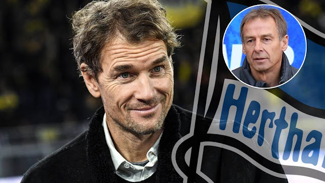 RESMI : Jens Lehmann Gabung Hertha Berlin