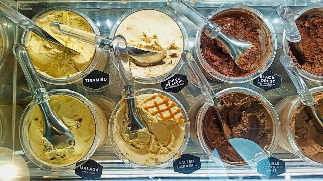 21 factory gelato gambir