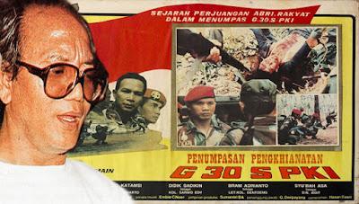 Arifin C. Noer Sutradara Filem G30S PKI Kelahiran Cirebon