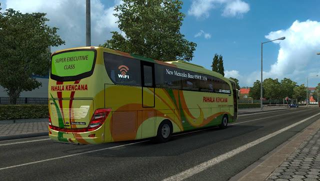 Bus Jetbus HD Mod ets2 indonesia v1.26