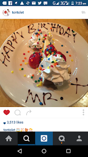 Tonto dikeh celebrates hubby birthday , Calls him Mr.X(Photo)