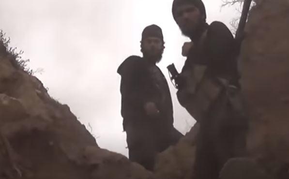 Terrorists of Al Qaeda