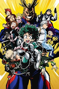 My Hero Academia Manga