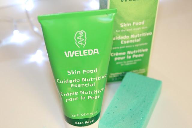 "crema ""Skin Food"" Weleda"