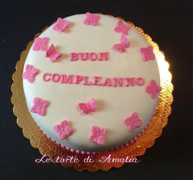 Ben noto Le torte di Amalia: Tanti Auguri Gabriella PY42