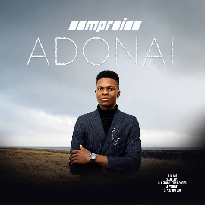 SAMPRAISE ADONAI ALBUM