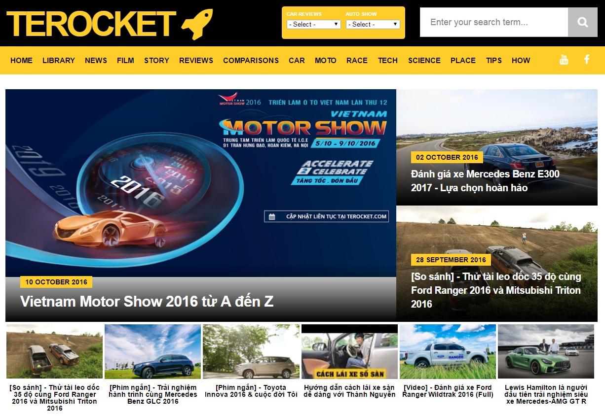 Vietnam Motor Show 2016 sẽ là triển lãm mang nhiều ý nghĩa cho chúng tôi