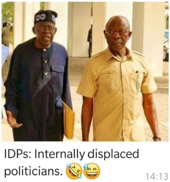 'Fairly used chairman for sale' — Twitter taunts Oshiomhole after Edo loss