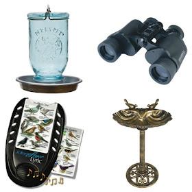 Bird watcher gift ideas