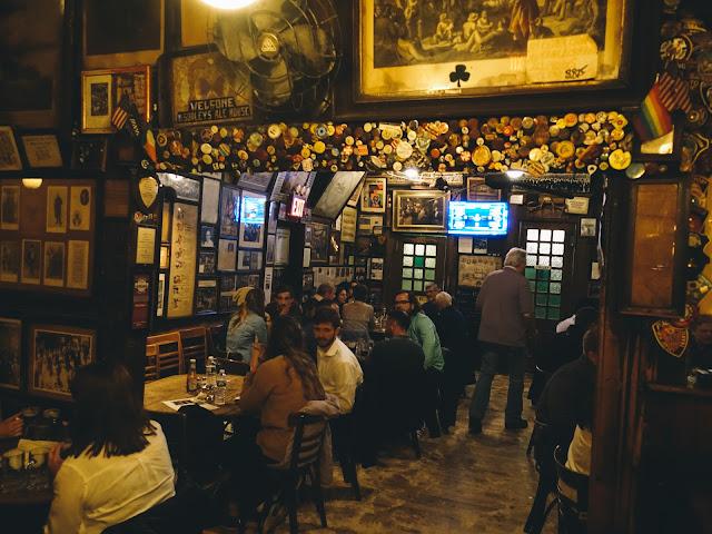 マクソリーズ・オールド・エール・ハウス(McSorley's Old Ale House)