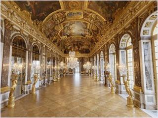 ห้องกระจกพระราชวังแวร์ซายส์ (Palace of Versailles)