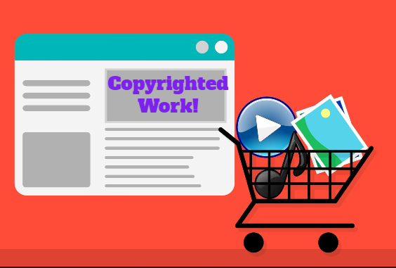 Copyright work - not knowing the law behind this can be fatal to your business