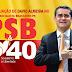 Ato de filiação de David Almeida no PSB será nesta quinta-feira (22), no Jevian Festas & Eventos