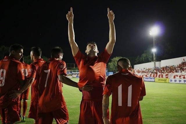 Novo xerife, Wesley Matos garante vitória para o Tigrão