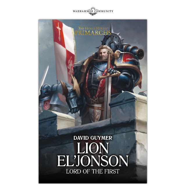 Lion El'Jonson Lord of the First