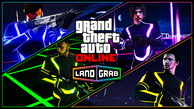 grand theft auto 5 land grap
