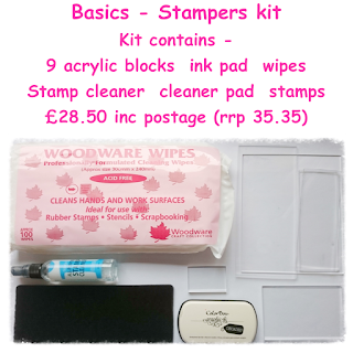 beginners kit for craft stampers